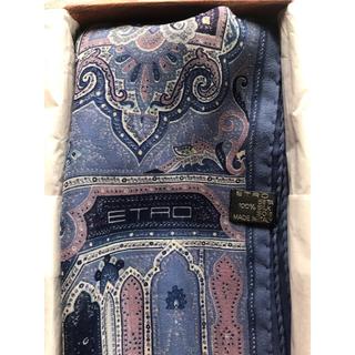 エトロ(ETRO)の未使用⭐︎エトロ  スカーフ(箱と紙袋付き)(マフラー/ショール)