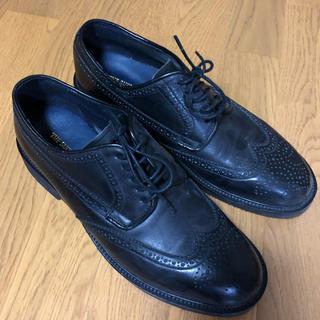 スーツカンパニー(THE SUIT COMPANY)の超美品 スーツカンパニー ドレスシューズ 皮靴 ビジネスシューズ ブラック(ドレス/ビジネス)