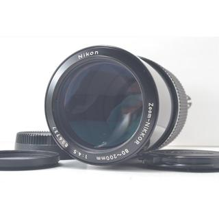 ニコン(Nikon)のNikon ニコン Ai Zoom-NIKKOR 80-200mm F4.5 (レンズ(ズーム))