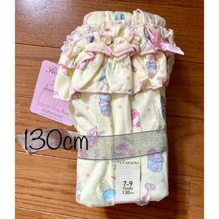 motherways - 【新品】マザウェイズ ルームウェア 130センチ 女の子用パジャマ スイーツ柄