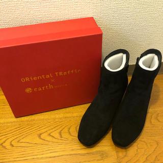 ORiental TRaffic - 【ORiental TRaffic】 ブーツ ショートブーツ ブーティ L