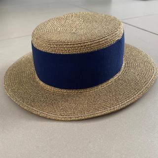 ZARA KIDS - 帽子 新品 未使用 サイズM キッズ