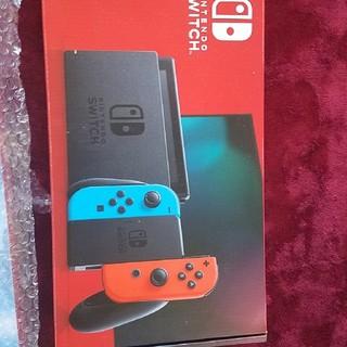 Nintendo Switch - NINTENDOSwitch本体美品