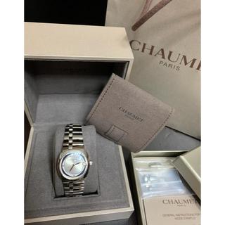 ショーメ(CHAUMET)のショーメ 自動巻 腕時計 ミスダンディー ほぼ新品同様(腕時計)