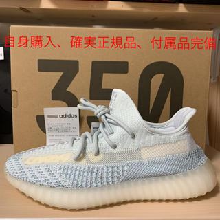 adidas - 新品未使用 adidas Yeezy Boost 350 クラウドホワイト
