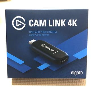 Elgato Cam Link 4KHDMIキャプチャカード 10GAM9901