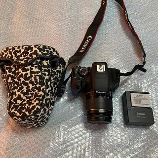 超美品 Canon デジタル一眼レフカメラ EOS Kiss X5 カバー付き