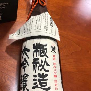 日本酒 梵 極秘造大吟醸 山田錦720ml【加藤吉平商店】(日本酒)