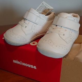 mikihouse - ミキハウス 靴 ファーストシューズ 13.5 新品