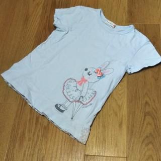 ニットプランナー(KP)の110 kp ミミちゃんTシャツ(Tシャツ/カットソー)