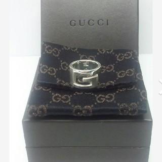 Gucci - グッチワイドリングサイズ13刻印