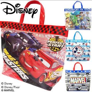 ディズニー(Disney)の新品*MARVEL カーズ プールバック(その他)