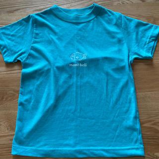 mont bell - モンベル tシャツ サイズ120