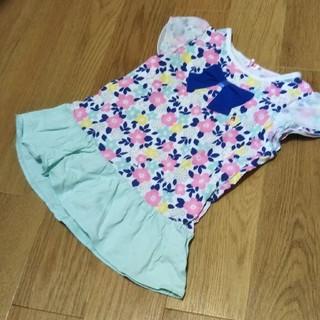ミキハウス(mikihouse)の110 リーナちゃん チュニック(Tシャツ/カットソー)