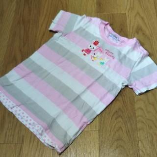 ミキハウス(mikihouse)のれほみ様専用 110 ハッピーパラダイスTシャツ(Tシャツ/カットソー)