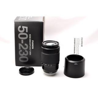 フジフイルム(富士フイルム)の❤️手ぶれ補正❤️富士フィルム XC 50-230mm OIS II❤️(レンズ(ズーム))