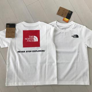 THE NORTH FACE - 新品 今季Tシャツ 2枚 ノースフェイス