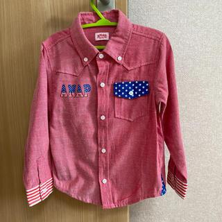 アナップキッズ(ANAP Kids)のANAPシャツ(ブラウス)