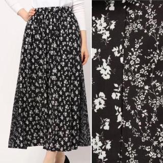 ローリーズファーム(LOWRYS FARM)の春夏スカート❤︎花柄ロングスカート❤︎新品❤︎特価‼️すぐ売れるかも(ロングスカート)