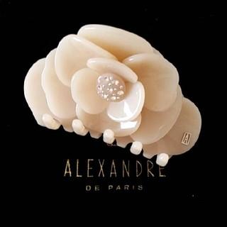 Alexandre de Paris - 新品☆アレクサンドル ドゥ パリ カメリア