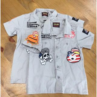 ジャム(JAM)のJAM☆*° シャツ 100.110(Tシャツ/カットソー)