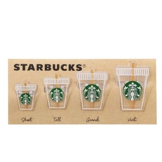 Starbucks Coffee - スタバ   クリップ   クリップセットスタバ   クリップ   クリップセット