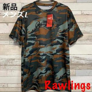 Rawlings - Rawlings(ローリングス) コンバットTシャツAST9S06 メンズL新品