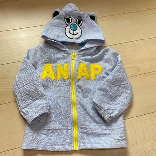 アナップキッズ(ANAP Kids)のANAPパーカー(ジャケット/上着)