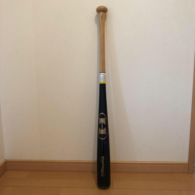 HI-GOLD(ハイゴールド)の◆ハイゴールド 竹バット◆ スポーツ/アウトドアの野球(バット)の商品写真