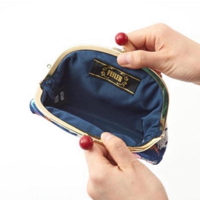 FEILER(フェイラー)のフェイラー レディースのファッション小物(ポーチ)の商品写真
