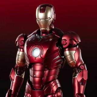 マーベル(MARVEL)の【新品】フィギュアーツ アイアンマン マーク3Birth of Iron Man(アメコミ)