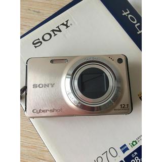 SONY - ソニー SONY  サイバーショット W270デジタルカメラ デジカメ