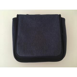 ムジルシリョウヒン(MUJI (無印良品))の無印良品 吊るして洗える 洗面用具ケース(旅行用品)
