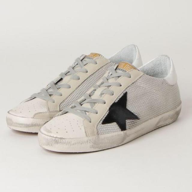 GOLDEN GOOSE(ゴールデングース)のGOLDEN GOOSE★SUPERSTAR GCOWS590 レディースの靴/シューズ(スニーカー)の商品写真