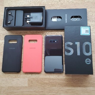SAMSUNG - Samsung Galaxy S10e SIMフリー