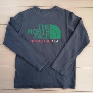 ザノースフェイス(THE NORTH FACE)のノースフェイス THENORTHFACE ロンT 韓国ノースフェイス(Tシャツ/カットソー(七分/長袖))