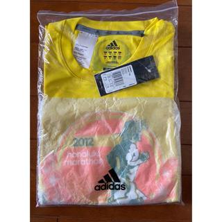 アディダス(adidas)のホノルルマラソン完走Tシャツ 2012(ランニング/ジョギング)