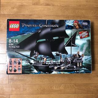 Lego - LEGO 4184 ブラックパール号