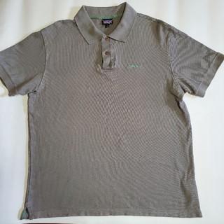 patagonia - patagonia ポロシャツ メンズL