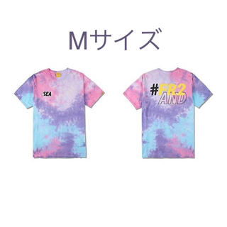 Supreme - FR2 wind and sea Tシャツ Mサイズ