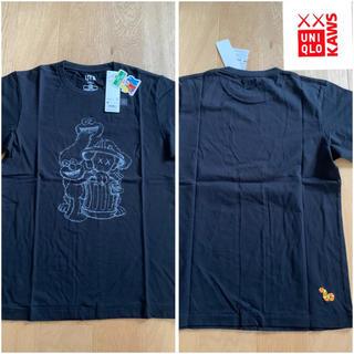 UNIQLO - 新品!タグ付!ユニクロ UNIQLO カウズ コラボ Tシャツ セサミストリート
