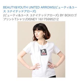 ビューティアンドユースユナイテッドアローズ(BEAUTY&YOUTH UNITED ARROWS)のB&Y     Disney  Tシャツ  (Tシャツ(半袖/袖なし))