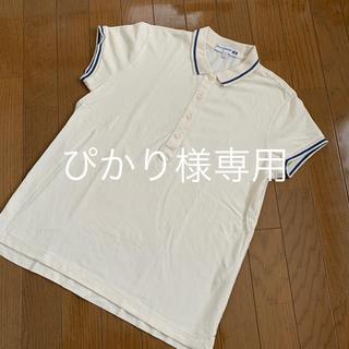 ユニクロ(UNIQLO)の◆UNIQLO◆イネスドラフレサンジュ レディース  ポロシャツ(ポロシャツ)
