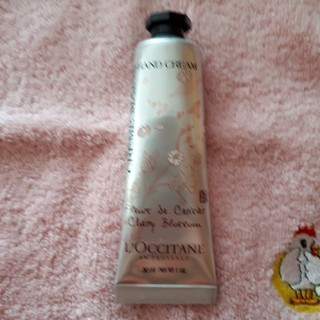 L'OCCITANE - ロクシタン チェリーブロッサム ハンドクリーム