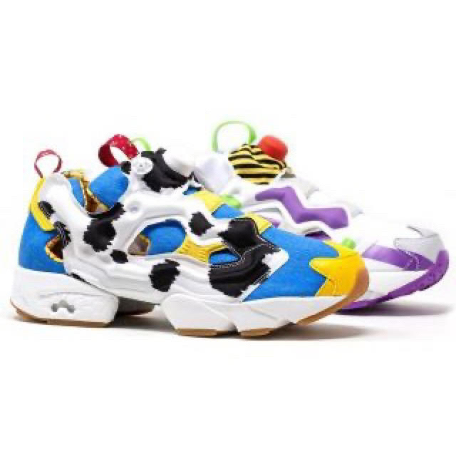 Reebok(リーボック)のトイストーリー リーボック ポンプ toystory reebok bait メンズの靴/シューズ(スニーカー)の商品写真