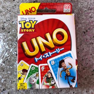 ディズニー(Disney)のトイストーリー UNO(トランプ/UNO)