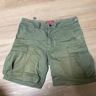シュプリーム(Supreme)のsupreme cargo shorts(ショートパンツ)