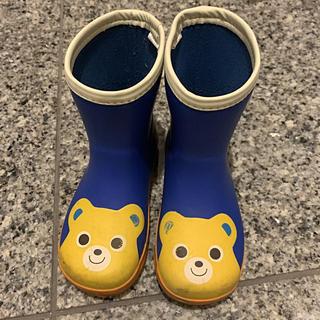 ミキハウス(mikihouse)のミキハウス レインブーツ 長靴 18(長靴/レインシューズ)