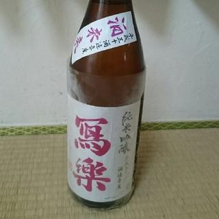冩楽純米吟醸酒未来1800ml(日本酒)