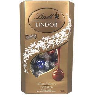 リンツ(Lindt)のリンツ リンドールチョコレート 48個入り Lindt(菓子/デザート)